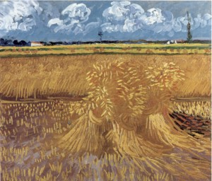 Vincent_van_Gogh,_Wheat_Field,_June_1888,_Oil_on_canvas